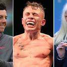 There is fierce competition for the Sport Star of the Year award, given the incredible success of sporting heroes such as Rory McIlroy, Carl Frampton and Kelly Gallagher.