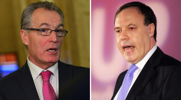 Politics is at its ugliest in North Belfast, where Sinn Fein's Gerry Kelly and the DUP's Nigel Dodds will contest one of the tightest races of the election.