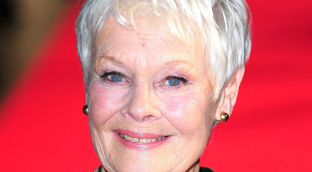 Dame Judi Dench has her 80th birthday plans