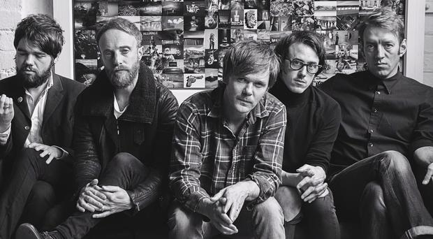 Break time: Idlewild are back with a new album and tour after taking time out from the music scene