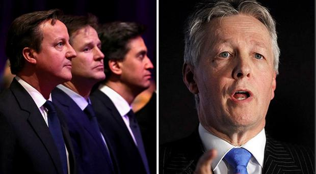 Peter Robinson: Respected commentators predict the DUP could hold the balance of power after the general election