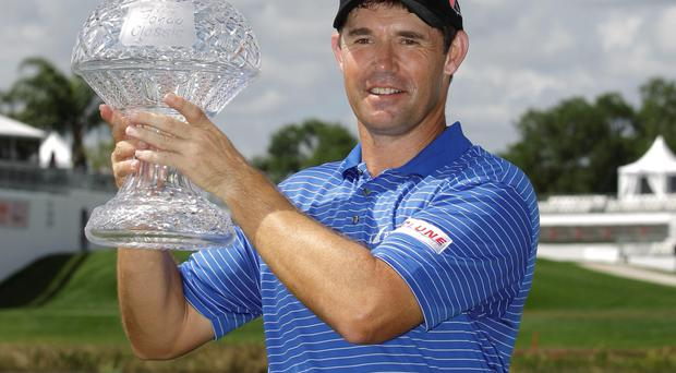 Padraig Harrington says Rory McIlroy has the self belief to be a Master