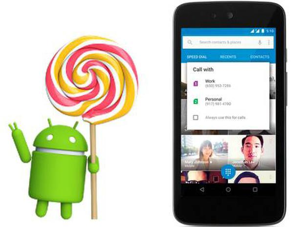 Android Lollipop is the latest version of the Android mobile operating system developed by Google. Android M will be available later this month