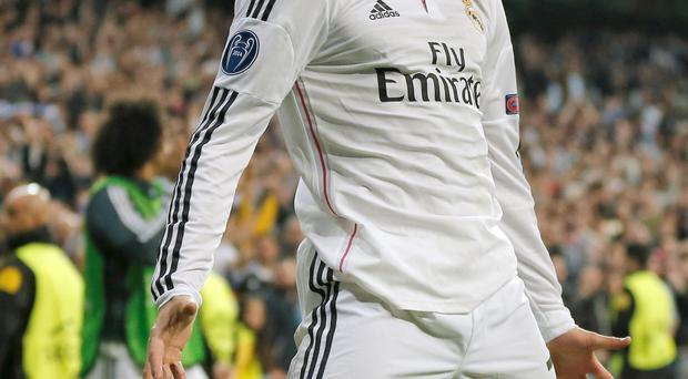 Purchasing Power: Real Madrid's Ronaldo