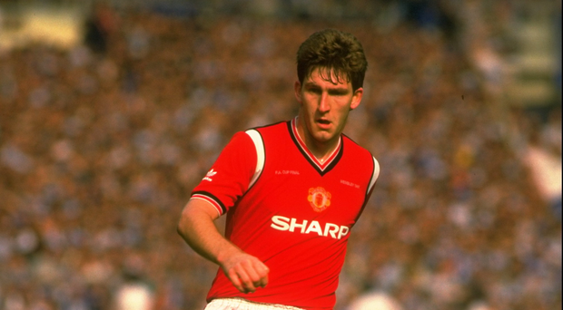 May 1985: Norman Whiteside