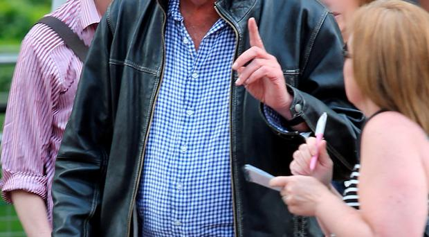 Suspended: An online petition in support of Jeremy Clarkson had been signed by half a million people last night
