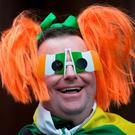 Thousands of US women said they preferred Irish men