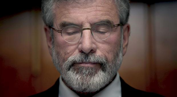 Sinn Fein leader Gerry Adams is facing more pressure over IRA abusers