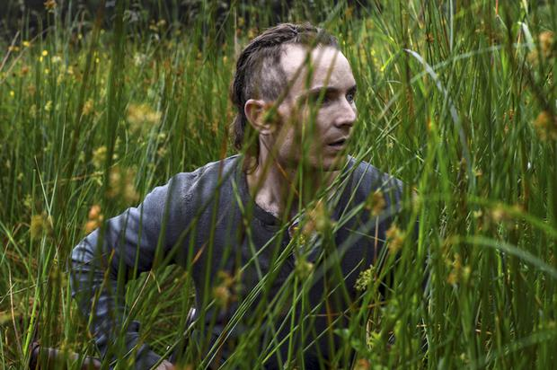 Martin McCann in The Survivalist