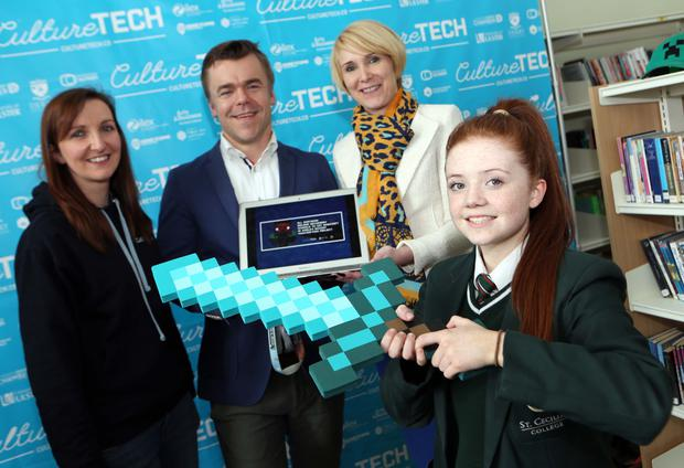 Minecraft free for every post-primary school in Northern Ireland ...