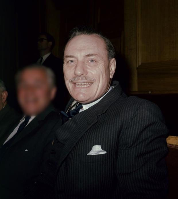 Enoch Powell - the former South Down MP