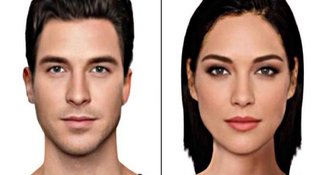 E-fit software has created idealised faces, according to those living in the UK