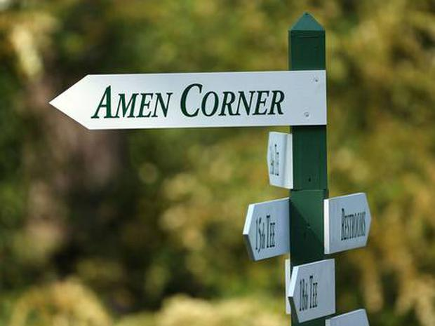 Amen Corner will pose the biggest test to the field