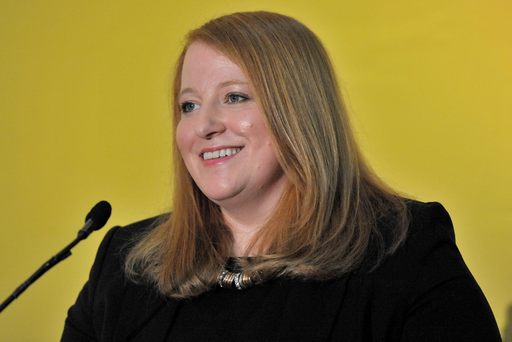Alliance party annual conference at the La Mon house hotel in Castlereagh. Naomi Long
