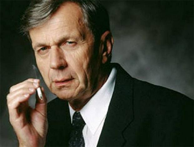 X-Files Smoking Man: William B. Davis will be back for the role