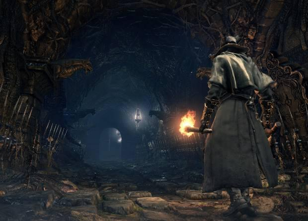 Bloodborne. £54.99; PlayStation 4; from Software