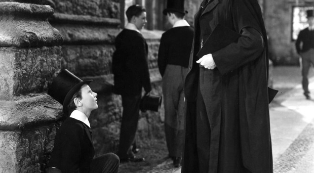 Master class: the school teacher in classic film Goodbye Mr Chips