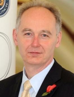 David Young retired as head of public relations at the University of Ulster in 2014