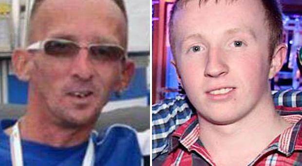 Motorcyclist David Anderson from Coleraine, and 19-year-old Johnny Black from Ballycastle, have died in separate road crashes over the Easter weekend