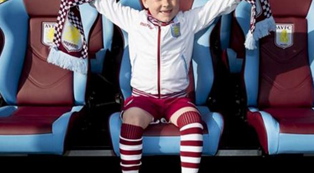 Charlie Pye Six-year-old who applied for Aston Villa job