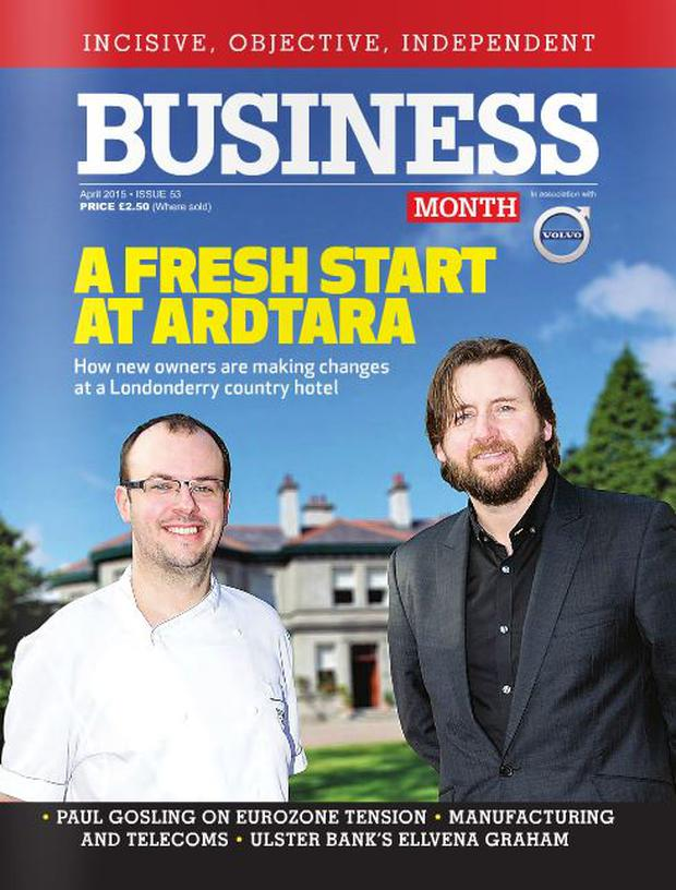 Business Month April 2015