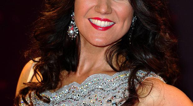 Brief encounter: Susanna Reid