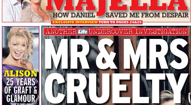 Mr & Mrs Cruelty: How we broke the story of Wilma Little's cruel dog factory in Tyrone.