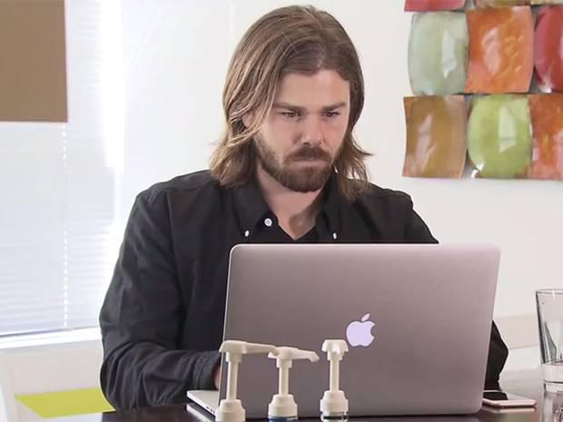 Dan Price - the tech business founder says CEO pay in the US is 'way out of whack'