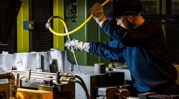 Montupet makes aluminium engine components for sale to manufacturers around Europe