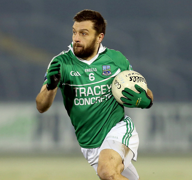 Ryan McCluskey of Fermanagh
