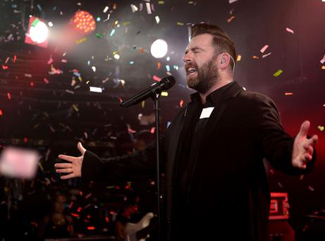 Former Westlife singer Markus (formerly Mark) Feehily has launched his solo career
