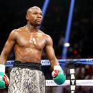 Floyd Mayweather was an unlikely voice of reason at the weekend