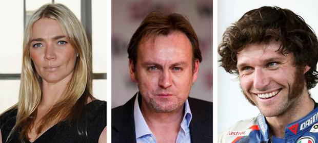 Jodie Kidd, Philip Glenister and Guy Martin: The three names are now thought to be the frontrunners to present Top Gear