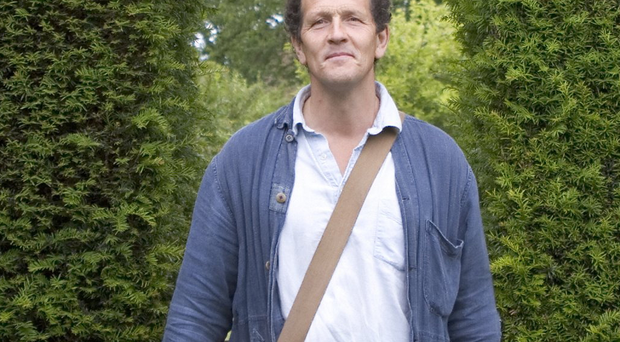 Down to earth: top garden expert and presenter Monty Don