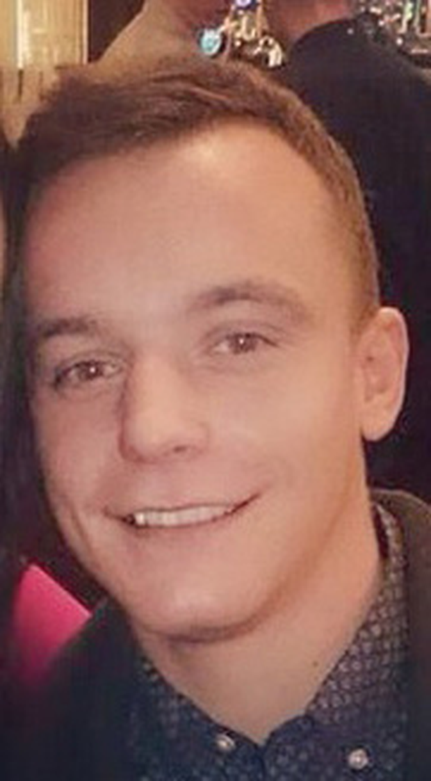 Missing 24-year-old Steven Richmond Pic: PSNI