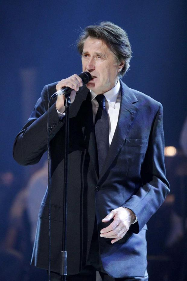 King of cool Bryan Ferry delights the crowd at Belfast's Waterfront