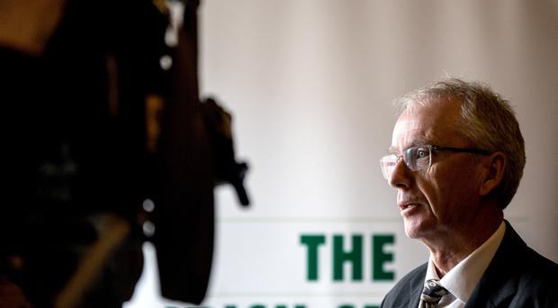 John Treacy, Chief Executive, Irish Sports Council