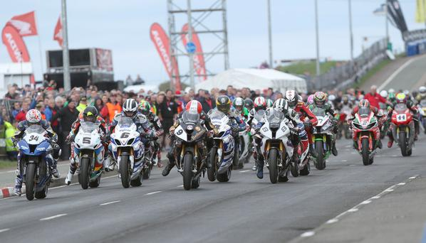 Vauxhall International North West 200