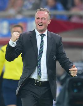 Michael O'Neill is doing a remarkable job as Northern Ireland manager