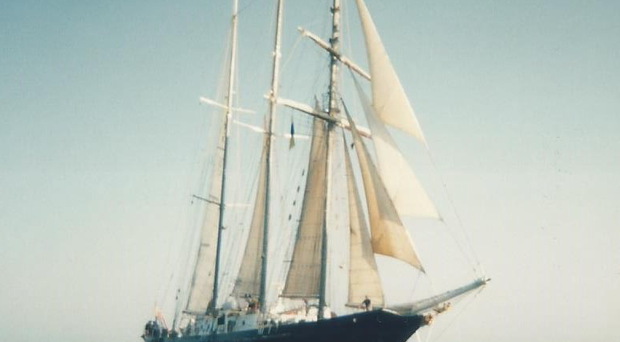 Tall Ships - Sir Winston Churchill