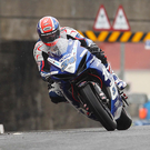 Pacemaker Belfast - 12-05-2015 Vauxhall International North West 200 Alastair Seeley on the Supersport during today's North West 200 Practice Photo by Tremaine Gregg/Pacemaker