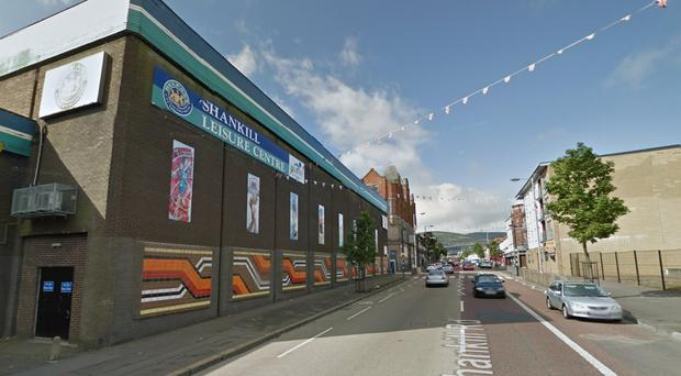 One woman in her 80s was attacked near Shankill Leisure Centre