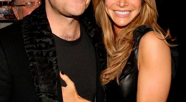 Allegations: Robbie and Ayda