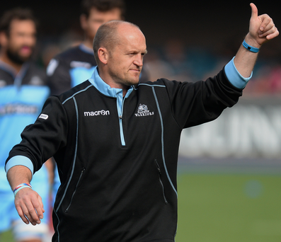 Glasgow Warriors head coach Gregor Townsend is hoping an expanded crowd capacity will help propel his side to victory over Ulster