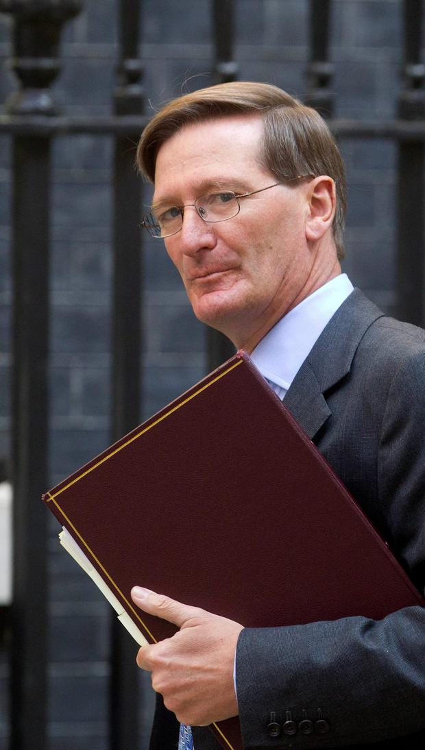 Former Attorney General Dominic Grieve has questioned what the Conservative party is trying to achieve through its plan to replace the Human Rights Act with a new British Bill of Rights. Lewis Whyld/PA Wire.