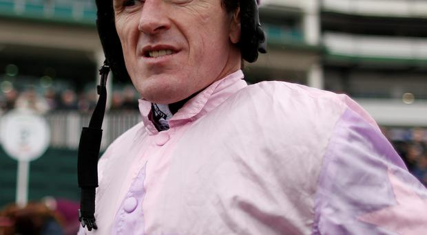 Tony McCoy has been enjoying his retirement