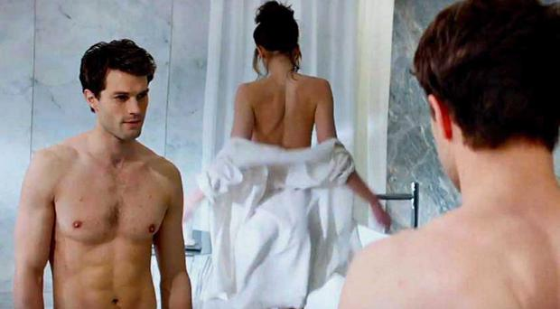 Northern Ireland actor Jamie Dornan was back in the classroom recently, after pupils in the USA tricked their teacher into showing the erotic movie Fifty Shades of Grey
