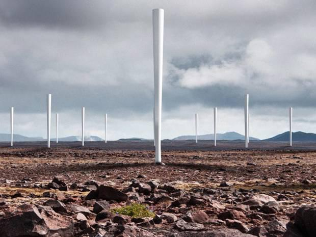 Bladeless wind turbines: energy made from the vibrating wind farms could be much cheaper