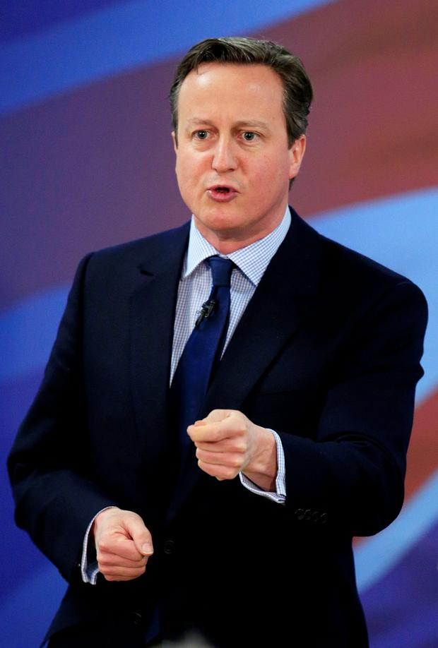 Speech: David Cameron