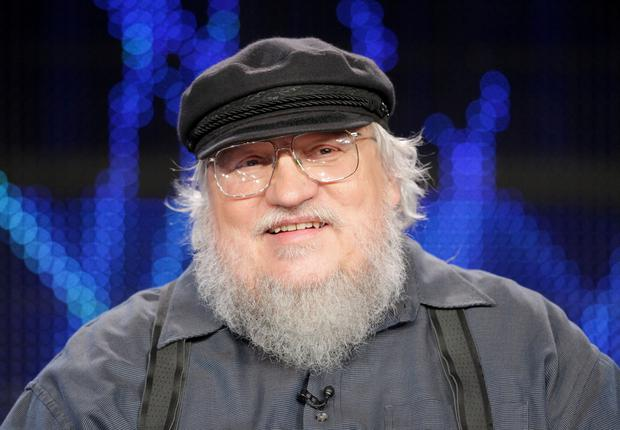 Game of Thrones author George R.R. Martin